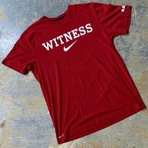 Nike Lebron James Witness Shirt 464854-687 L King